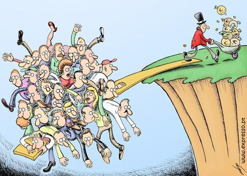 Non siamo tutti uguali: oltre al codice genetico, alla base, una disparità economica