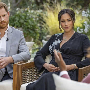 Meghan Markle and Prince Harry's words crack the Royal Family