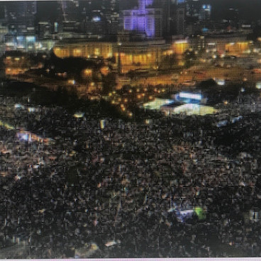 Women's voice echoes over Poland