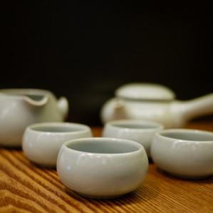 Tea Pot Set 4