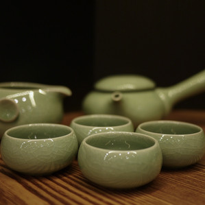 Tea Pot Set 3