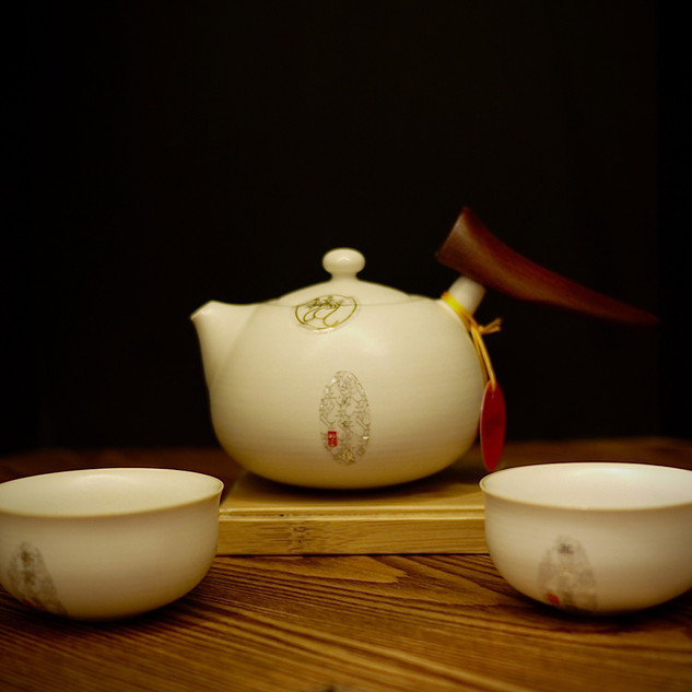 Tea Pot Set 1