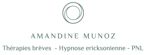 Amandine Munoz thérapies brèves, hypnose ericksonienne, pnl, hypnonatal