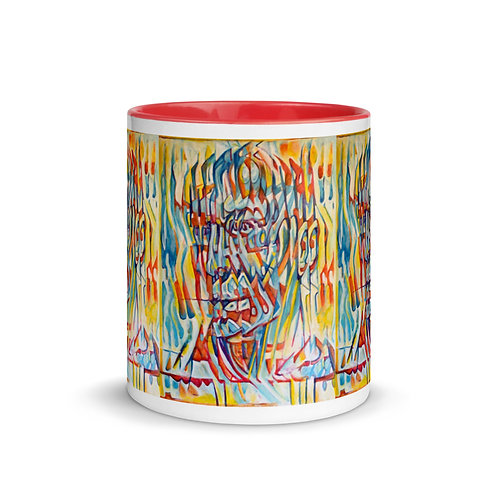 Yellow Man Mug