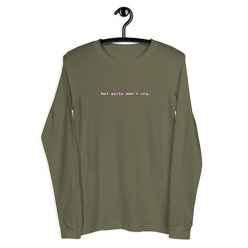 Tip Toe Long Sleeve- Carolyn Arosell Collection