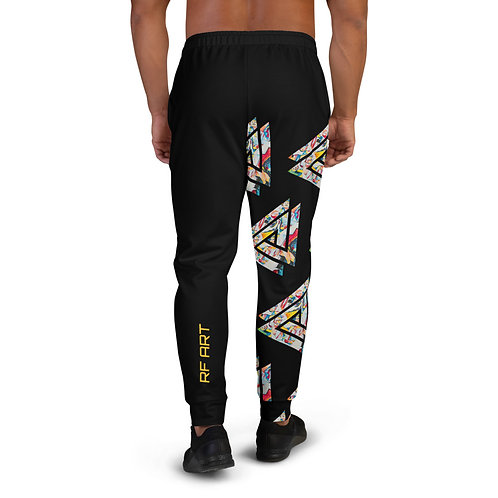 The Dancers Triangle Joggers