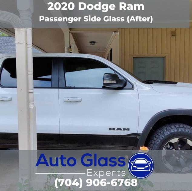 Dodge Ram After