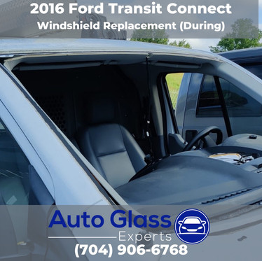 2016 Ford Transit Connect During