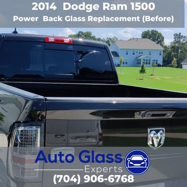 2014 Dodge Ram 1500 Before