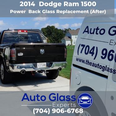 2014 Dodge Ram 1500 After
