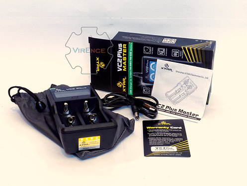 Xtar VC2 Plus Master - Multi Function Battery Charger