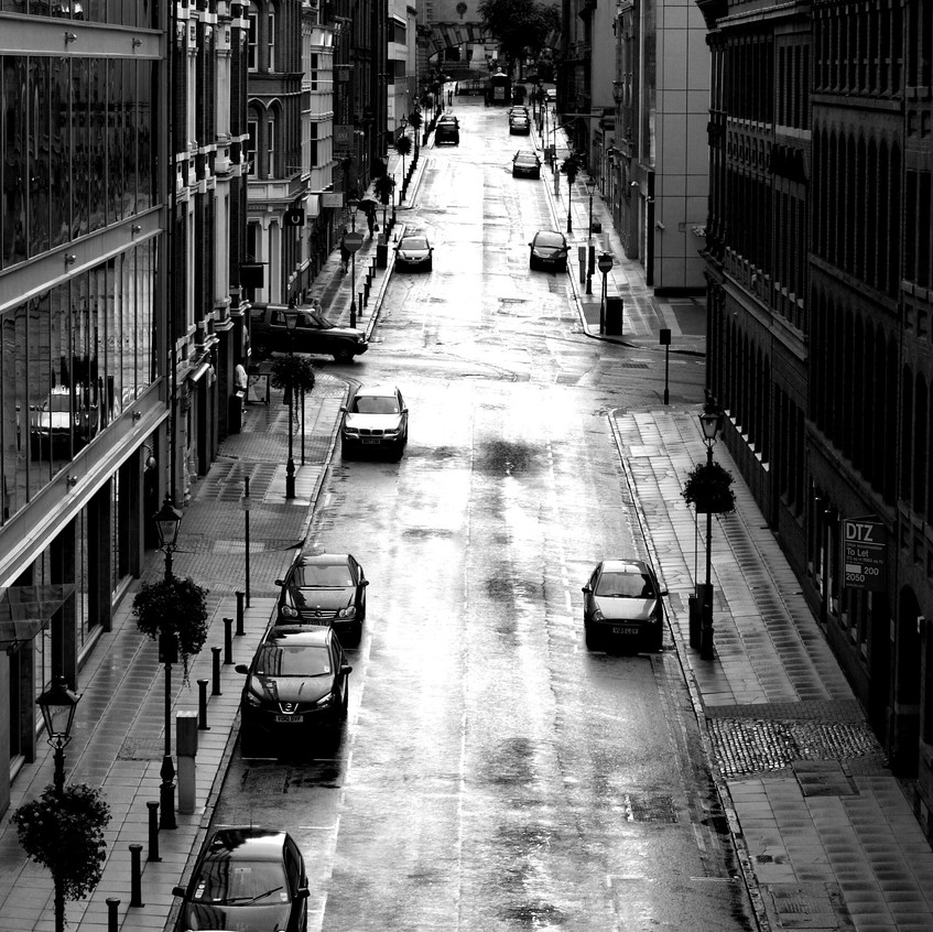 Edmund Street - Birmingham City