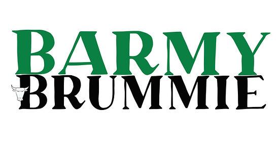 Barmy logo