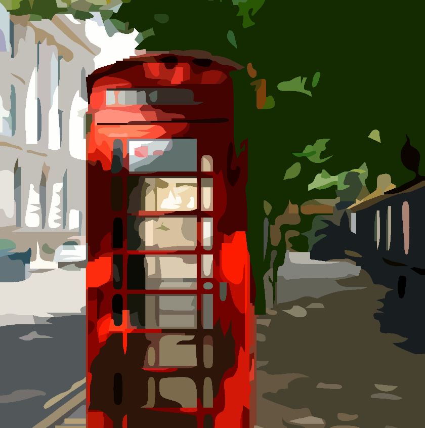 Classic Red Phonebox