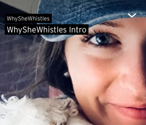 Find the WhySheWhistles podcast on SoundCloud!
