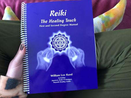 My Holy Fire Reiki Ignition: Holy F&%K!