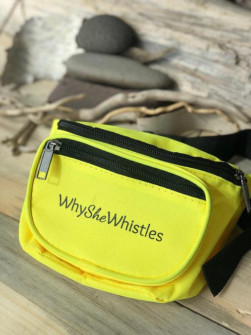 The Yellow Whistler Running Festival Fanny Pack