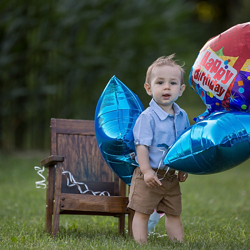 Judah's 1st birthday