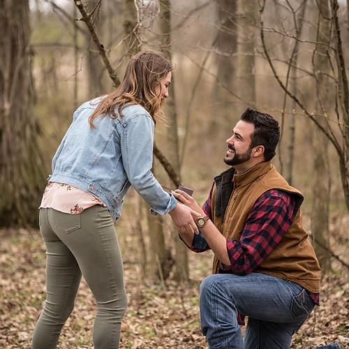Aaron and Liz Engagement