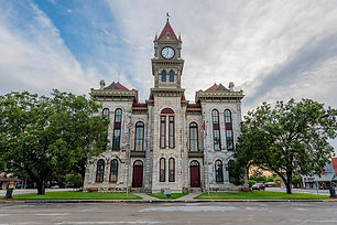 Bosque_County_Courthouse_September_2020.