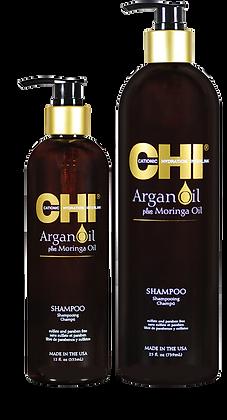 Восстанавливающий шампунь  Argan Oil