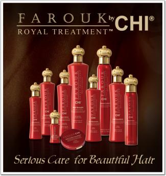 Королевский уход за волосами Royal Treatment от CHI