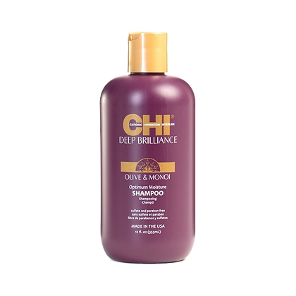 Увлажняющий шампунь для повреждённых волос CHI Deep Brilliance