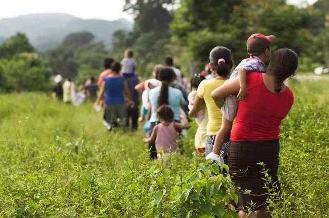 MÉXICO, país de migrantes ante migrantes
