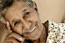 Mi abuela, ejemplo de fortaleza y serenidad.