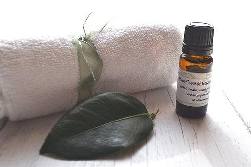 Rain forest essential oil blend