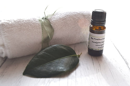 Be Positive Essential Oil Blend
