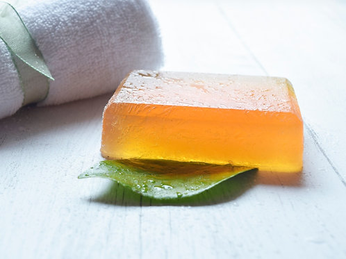 Carrot Seed facial soap