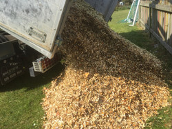 Free Woodchips to regular clients