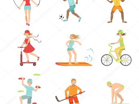 O esporte e a vida produtiva