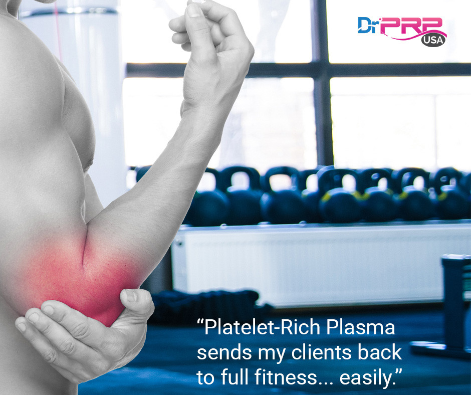 platelet rich plasma PRP for pain