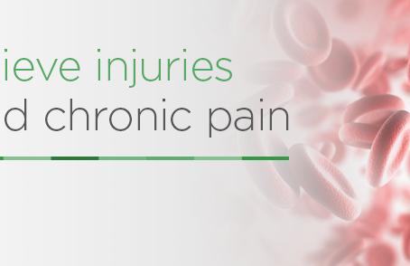 Repair tissue using your body's own plasma. Dynamic Regenerative Medicine Birmingham