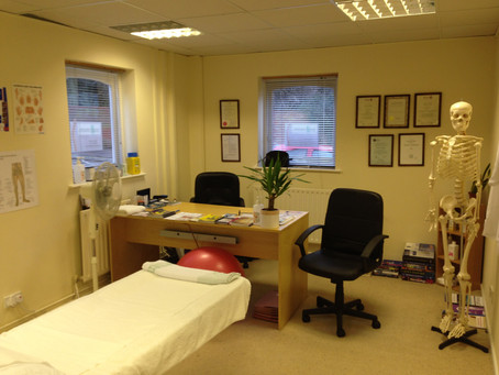 Osteopathic Back Pain Clinic and Treatment Barnt Green, Worcestershire