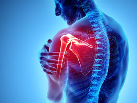 Suffering With Chronic Shoulder Pain?