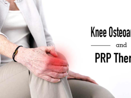 How does Platelet Rich Plasma (PRP) treatment treat Osteoarthritis?