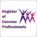 Register of Exercise Professionals and Registered Osteopath