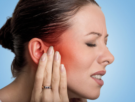 Are you suffering with chronic jaw (TMJ) pain?