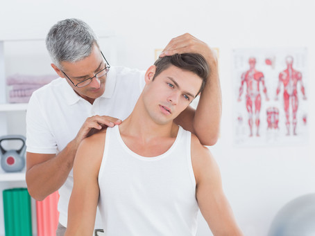 Are You Suffering With Neck Pain?