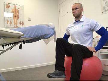 Back pain treatment and rehabilitation