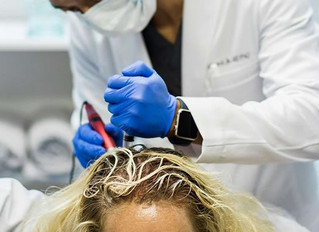 PRP Hair Regeneration After Chemotherapy Birmingham