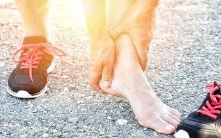 Treatment for heel pain Birmingham