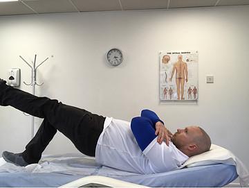 Low back strengthening