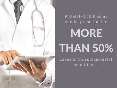 5 Ways Platelet-Rich Plasma Is Relieving Pain