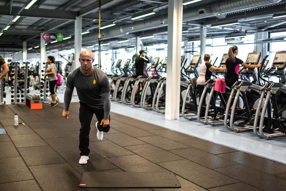 knee and hip stability exercises