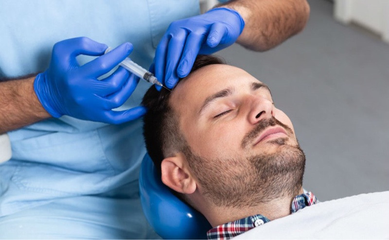 What Actually Causes Male Pattern Hair Loss?