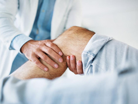A good treatment option for post-traumatic osteoarthritis with Baker's cyst.